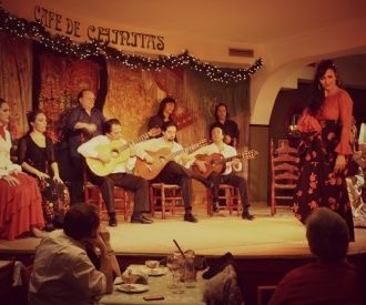 Cafe de Chinitas-Tablao Flamenco