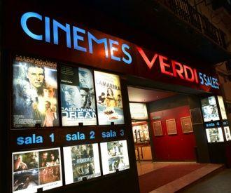 cartelera del cine cines verdi barcelona barcelona